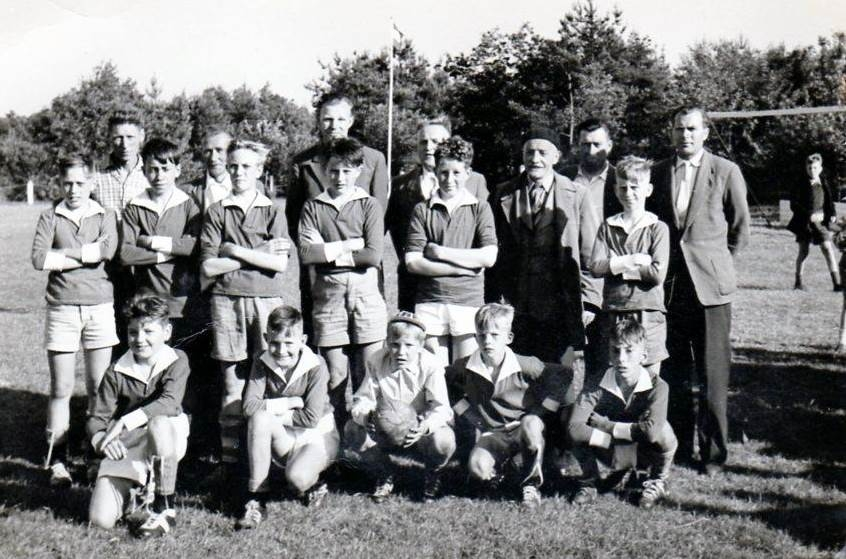 1958 schoolelftal