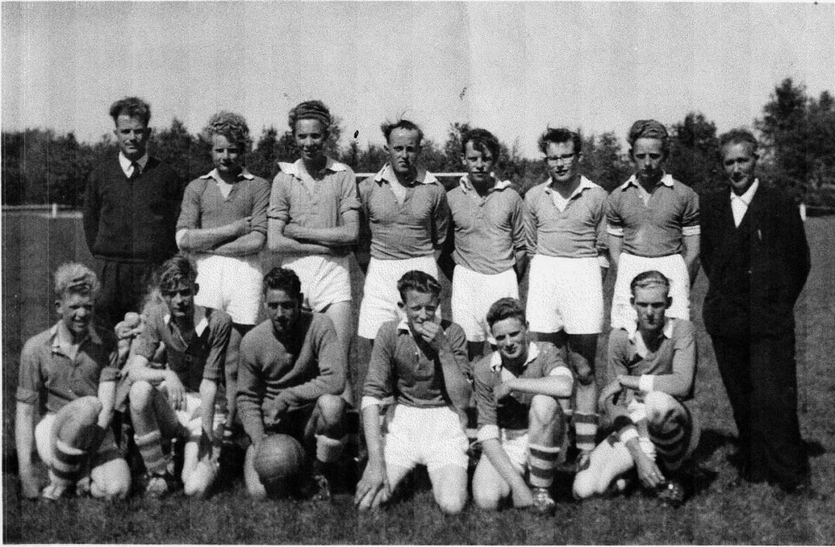 1959, 2e elftal B.E.W.