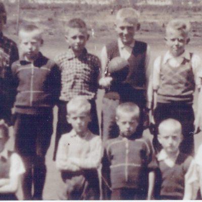 Voetballen in (het) Vledderveen periode 1922 - 1964