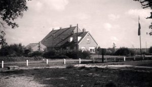 Boerderij in centrum 1955