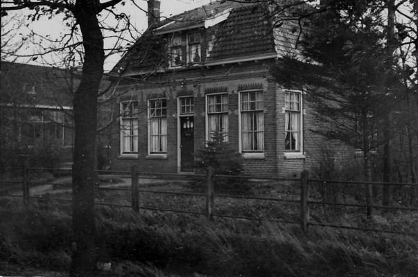 Voormalige meesterswoning in Vledderveen