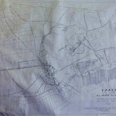 Markekaart 1848
