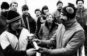 Harry Veldhuizen, 1986