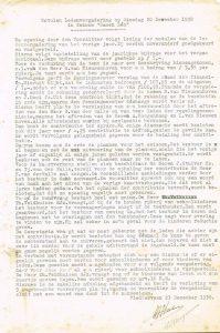 Notulen van de Algemene Ledenvergadering van IJsclub