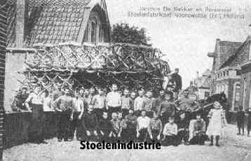 Stoelenindustrie Noordwolde