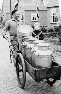 Roelof Groenink rond 1960