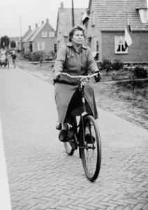 Doortje Groenink rond 1960