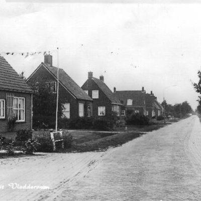 Woningen aan de P.W. Janssenlaan